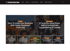 Personalfinancebasic.com