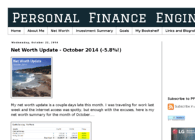 personalfinanceengineer.com
