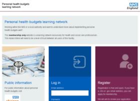 personalhealthbudgets.dh.gov.uk