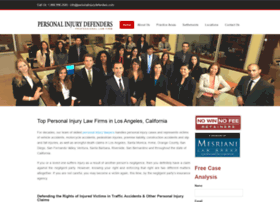 personalinjurydefenders.com