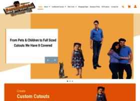 personalisedcardboardcutouts.com