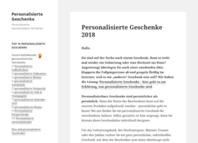 personalisiertegeschenke.net
