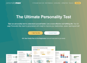 personalitymax.com