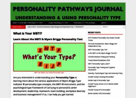 personalitypathways.com