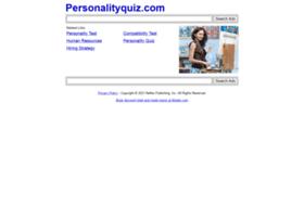 personalityquiz.com