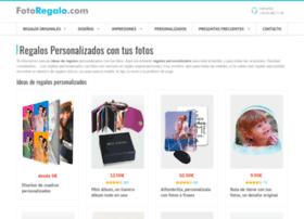 personalizados.fotoregalo.com
