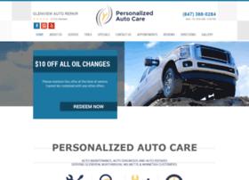 personalizedautocare.com