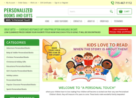 Personalizedbooksandgifts.com