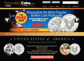 personalizedcoins.com
