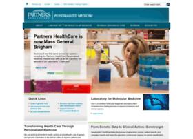 personalizedmedicine.partners.org