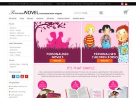 personalnovel.co.uk