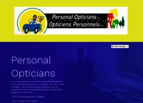 personalopticians.com