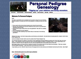 personalpedigree.com
