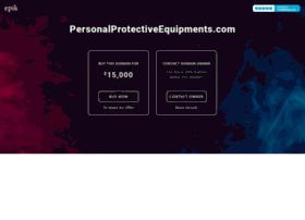 personalprotectiveequipments.com