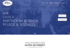 personalservice-alpha.de
