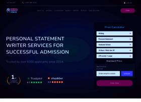 personalstatementwriters.com
