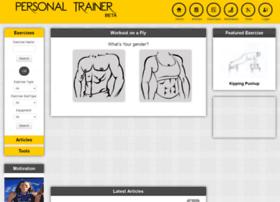 personaltrainer.ebhasin.com