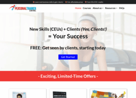 personaltrainercentral.com