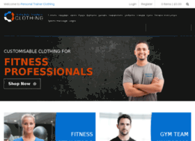 Personaltrainerclothing.co.uk