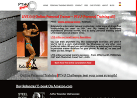 personaltraining4u.net