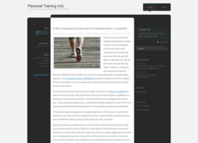 personaltraininginfo.wordpress.com