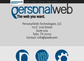personalweb.com