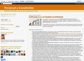 personalytransferible.blogspot.com