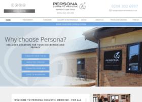 personamedical.co.uk