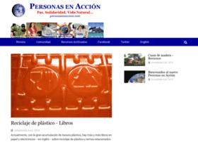personasenaccion.info