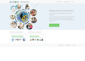 personicx.co.uk