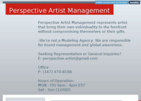 perspectiveartistmgmt.tumblr.com