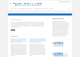 perspectives.ahima.org