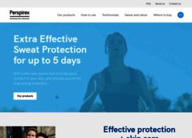 perspirex.co.uk