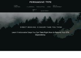 persuasivetype.com