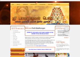 perthmurugan.org.au