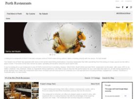 perthrestaurants.com.au
