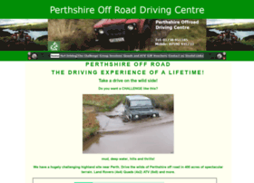 perthshireoffroad.co.uk