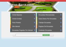 peru-flora.com
