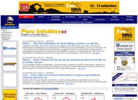 peru.infomine.com