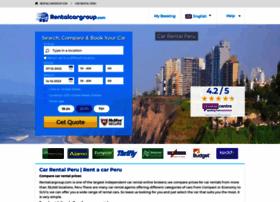 peru.rentalcargroup.com