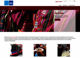 peru.sil.org