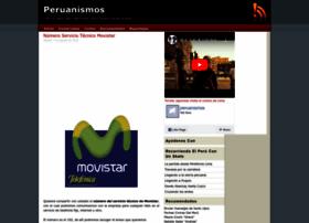 peruanismos.com