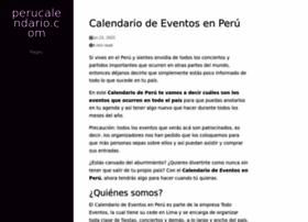 perucalendario.com