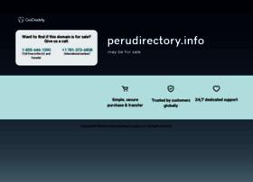 perudirectory.info