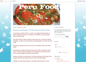perufood.blogspot.in