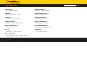 peruhoo.com