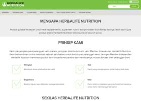 perusahaan.herbalife.co.id