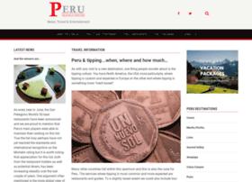 perutravelsonline.com