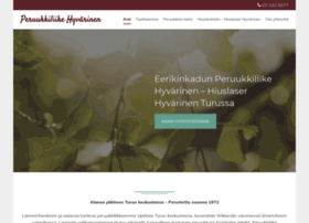 peruukkiliikehyvarinen.fi