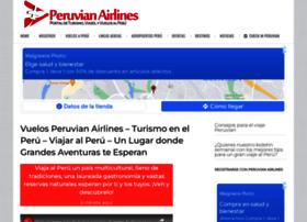 peruvianairlines.com